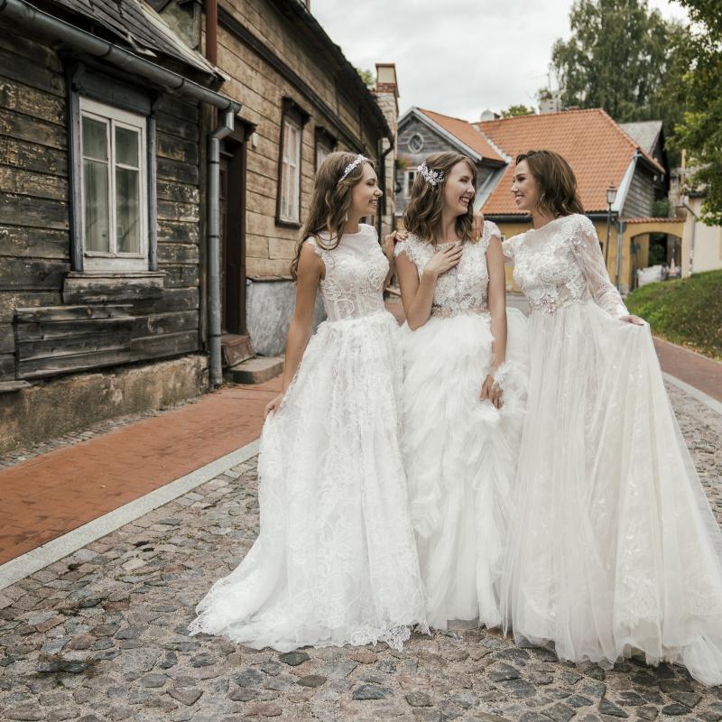 Ingrida Bridal piedāvā jauno 2019. gada kāzu kleitu kolekciju