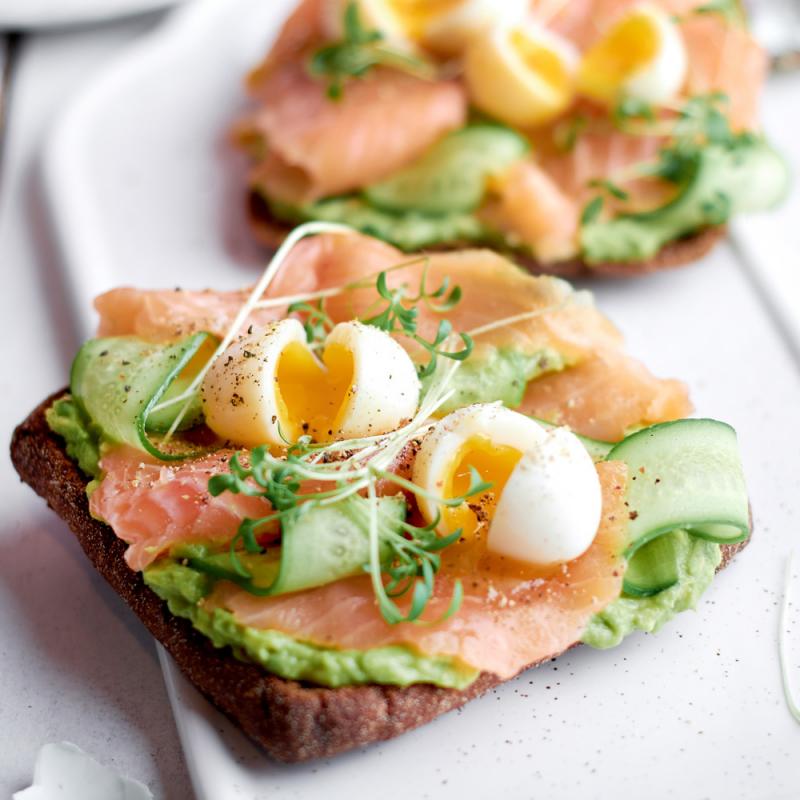 Viegli brokastu ēdieni, ar ko palutināt savu sievieti arī pēc svētkiem!