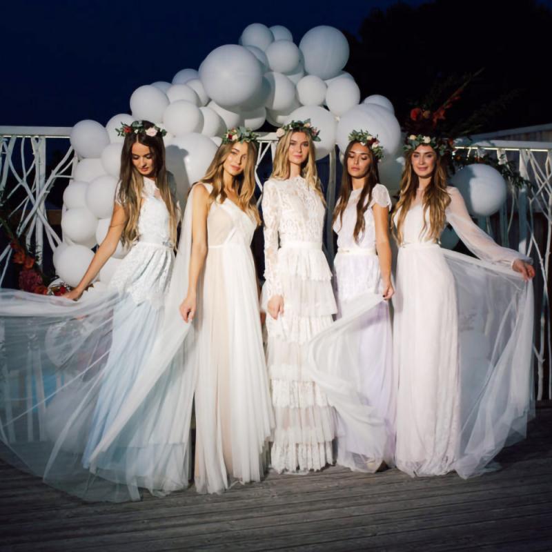 Labākais kāzu salons Baltijā atrodas Rīgā