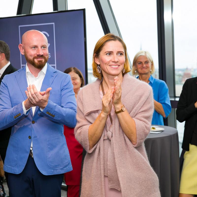Rīgā oficiāli atvērta Latvijā pirmā Marriott tīkla viesnīca - AC Hotel Riga. FOTO