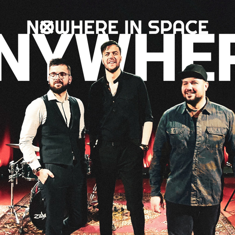 """Jaunu singlu izdevusi muzikālā apvienība """"Nowhere in Space"""""""