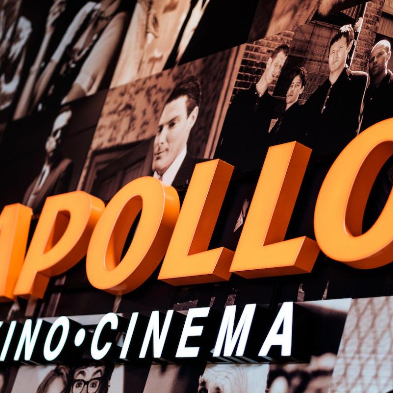 """Atklās jaunākās paaudzes kinoteātri """"Apollo Kino"""" ar vienīgo IMAX kinozāli Latvijā"""