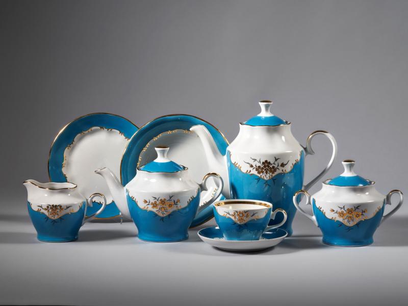 Rīgas Porcelāna muzejs noslēdzis Levona Agadžanjana dizaina mantojuma  izpētes projekta 1. posmu