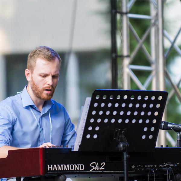 Notiks Hammond elektrisko ērģeļu svētki un Organic City koncerts