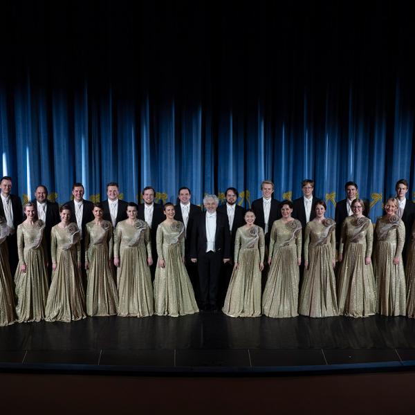 """Rīgas svētkos kamerkoris """"Ave Sol"""" aicina uz koncertu """"ES. MĪLU. RĪGU."""""""