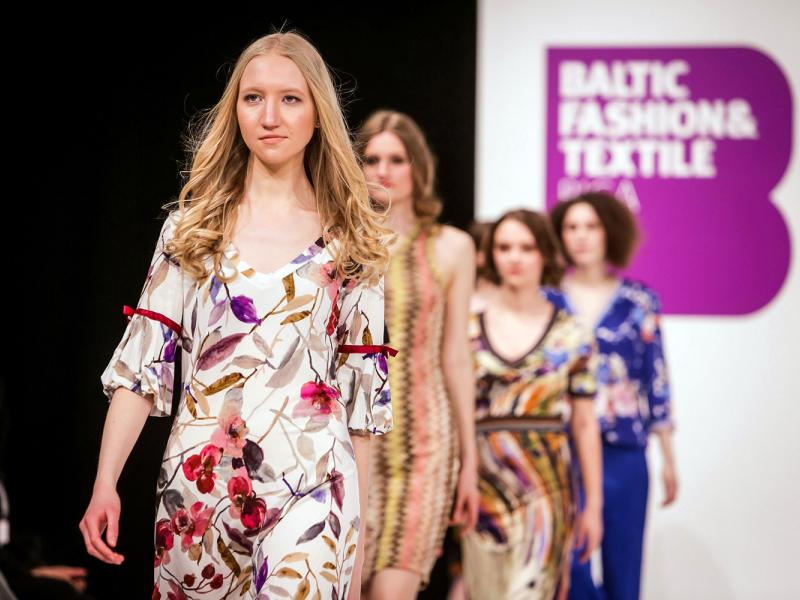 """Ķīpsalā notiks lielākā modes un tekstila nozares izstāde Baltijā """"Baltic Fashion & Textile Riga"""""""
