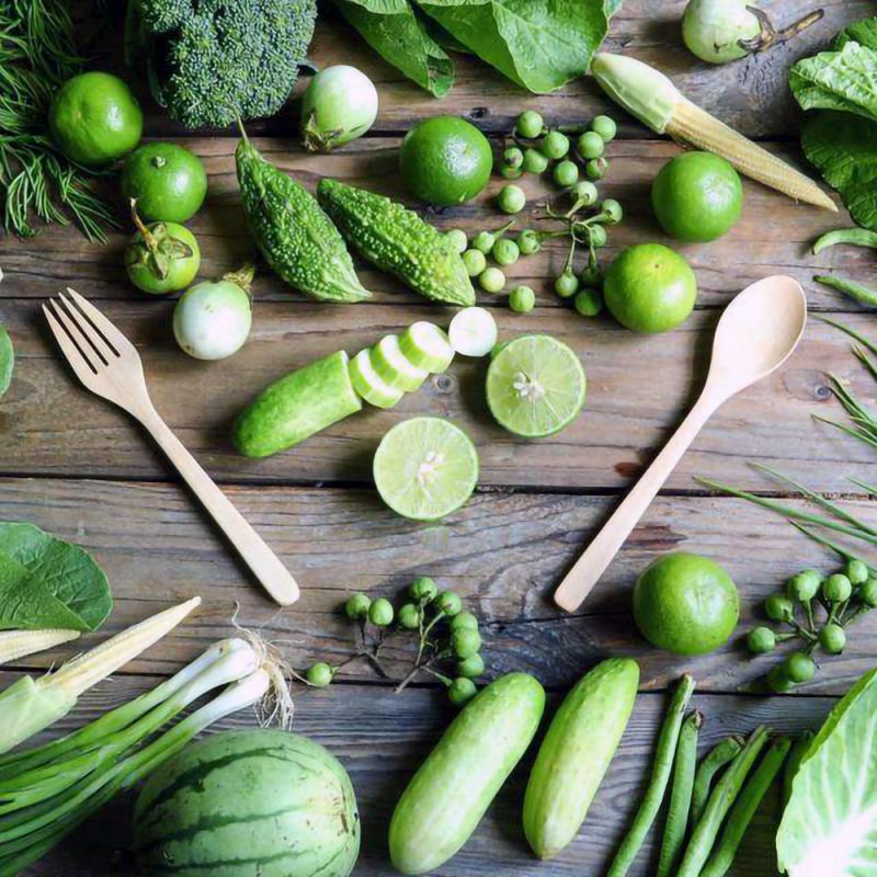 Pieci vērtīgākie pavasara dārzeņi