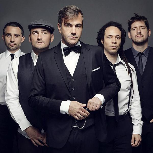 """Liepājā vasaras koncertus atklās """"franču Grammy"""" ieguvēji – grupa """"Electro Deluxe"""""""