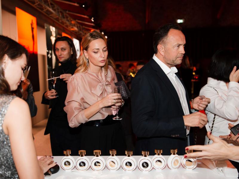 Rīgā prezentēts jauns Francijas augstās parfimērijas zīmols - HFC Paris. FOTO