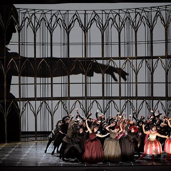 """Šarla Guno operas """"Fausts"""" iestudējums ceļo no Latvijas uz Norvēģiju"""