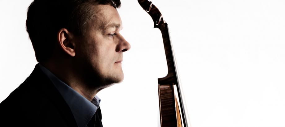 LNSO jaunās sezonas atklāšanas koncertā uzstāsies ar pasaulslaveno vijolnieku Franku Pēteru Cimmermani