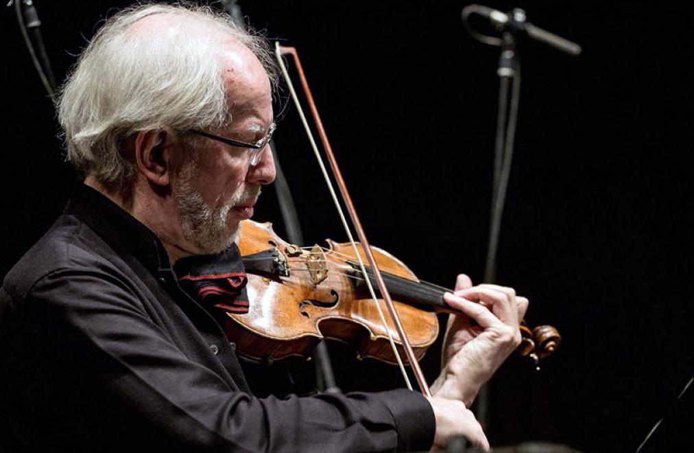 Liepājā notiks pasaulslavenā vijolnieka Gidona Krēmera koncerts