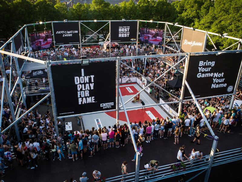 Rīgā notiks Ghetto Games jaunās sezonas atklāšana
