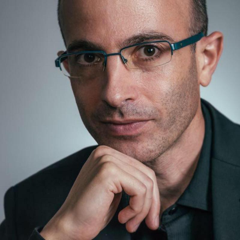"""Klajā nāk Juvāla Noja Harari jaunā grāmata """"21 lekcija 21. gadsimtam"""""""