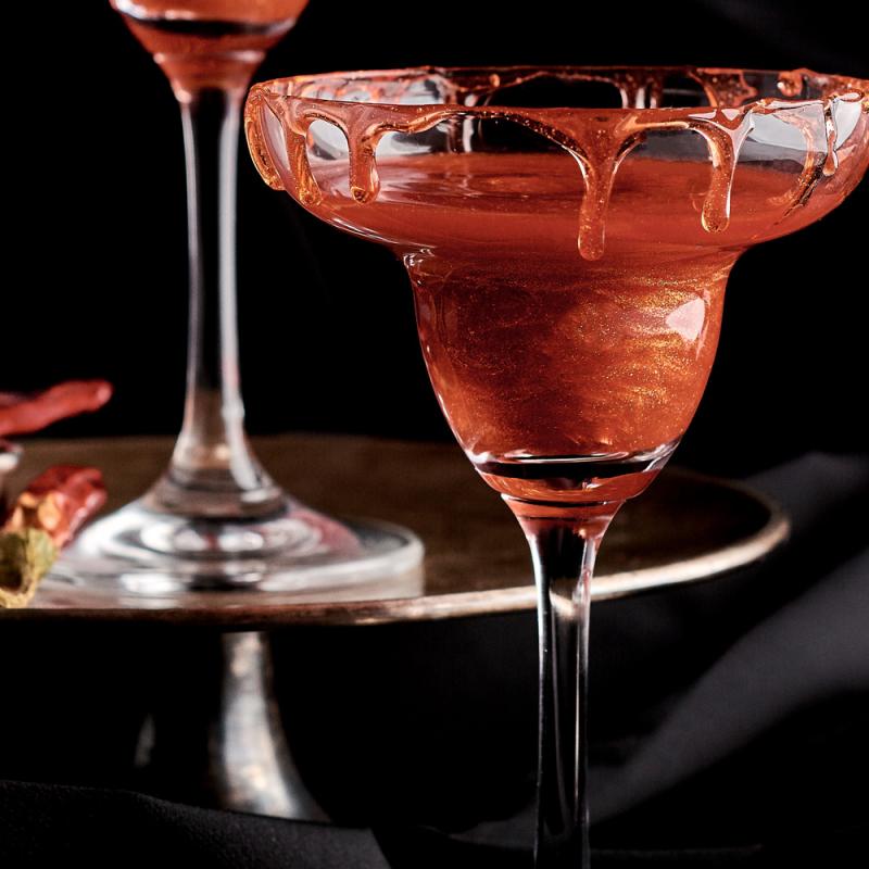 Reibinošs kokteilis Helovīna ballītei