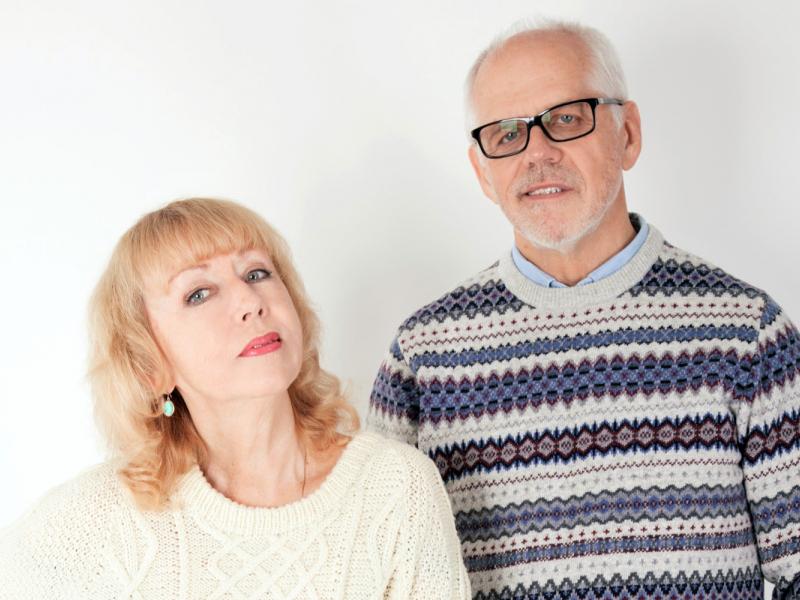 """Ieva Akuratere un ģitārists Aivars Hermanis izdod dziesmu """"Ziemas dārzs"""""""