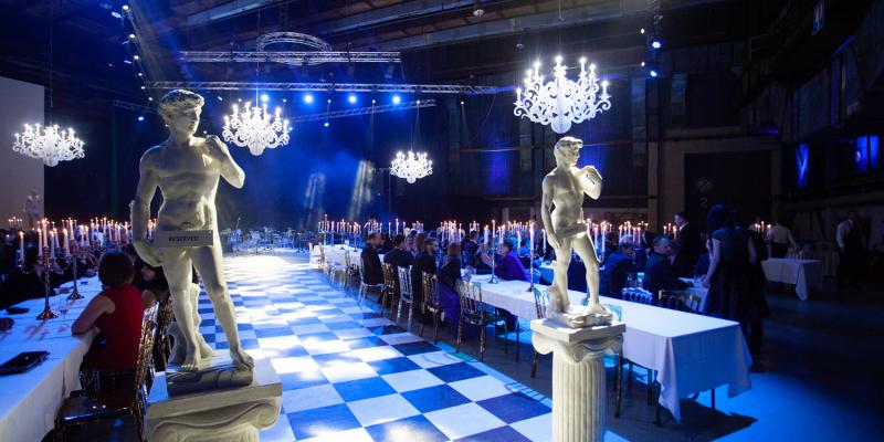 Aģentūra Luka triumfē pasaules labāko pasākumu konkursā iegūstot divus industrijas Oskarus