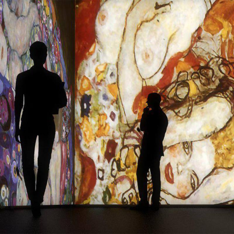 Multimediāla izstāde – lielisks veids, kā pārvarēt bailes no XX gadsimta mākslas pasaules