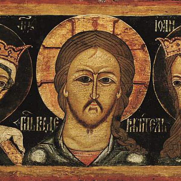 Izglābtās ikonas. Nikolaja Kormašova kolekcija