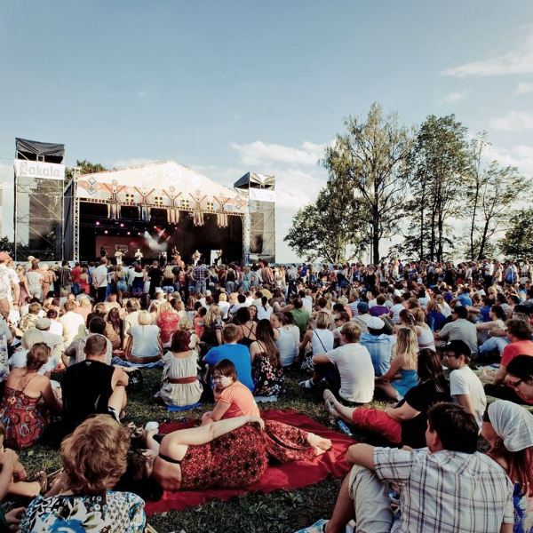 Kalnciema kvartālā ieskandinās vienu no lielākajiem folkmūzikas festivāliem Baltijā un Ziemeļvalstīs