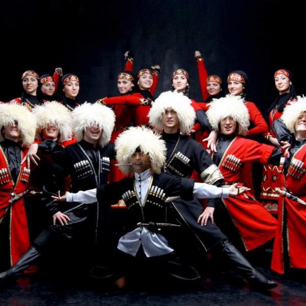 Karaliskais Gruzijas nacionālais balets Latvijā