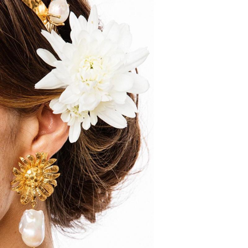 6 lietas, kas jāzina par kāzu frizūru