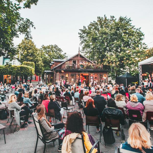 Kalnciema kvartāls aicina uz brīvdabas koncertiem arī augustā
