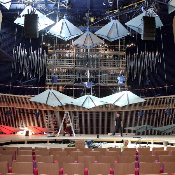 Ventspils koncertzāles atklāšanas koncertam tapuši divi pirmatskaņojumi