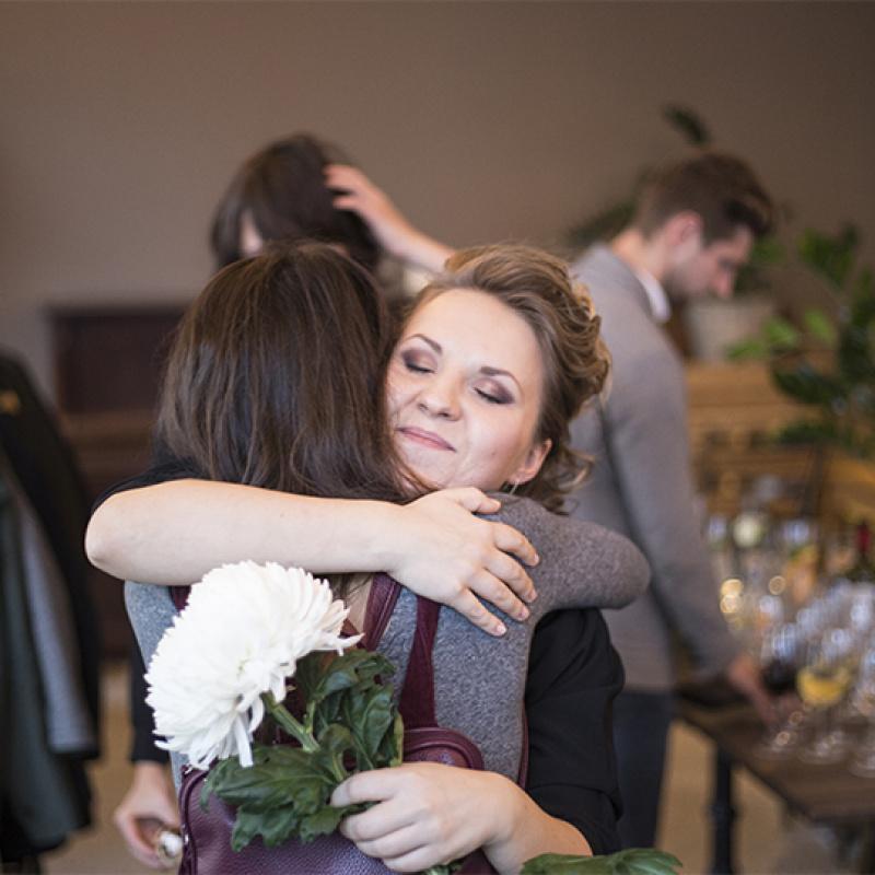 "Kristīne Prauliņa sirsnīgā atmosfērā prezentē albumu ""A Warmer October"". FOTO"