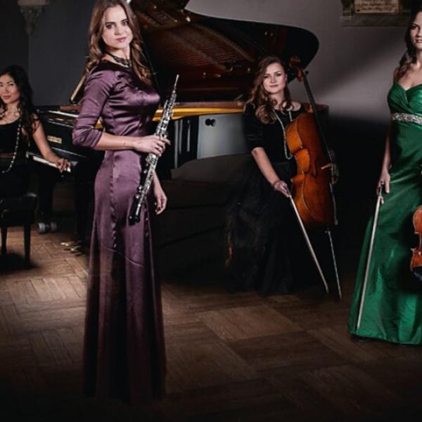 Koncertcikla Iededz gaismu noslēgumā Latvian Sound Quartet ar Amerikas vilinājumu