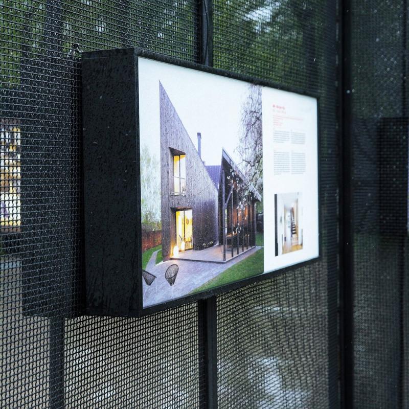 Atklāta Latvijas Arhitektūras gada balvas 2019 nominantu izstāde