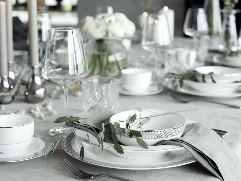 Lieldienu svētku galda noformējums pavasara noskaņās. FOTO