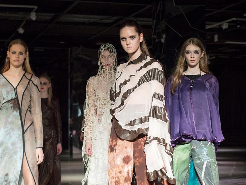LMA studentu modes skatē prezentēs 20 jauno modes mākslinieku kolekcijas