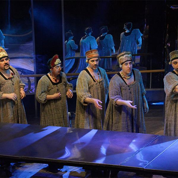 Latvijā pirmo reizi notiks leģendārā Maskavas teātra viesizrādes