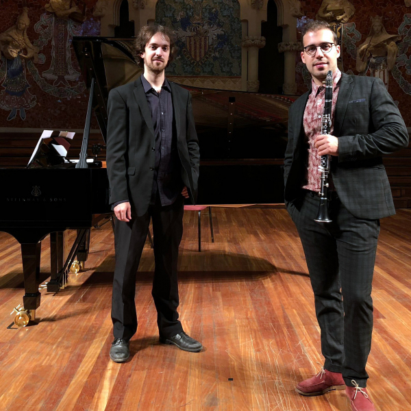 "Koncertciklā  COME PRIMA - spāņu dueta MazikDuo programma ""Ebreju dzīve, pagātnes portreti"""