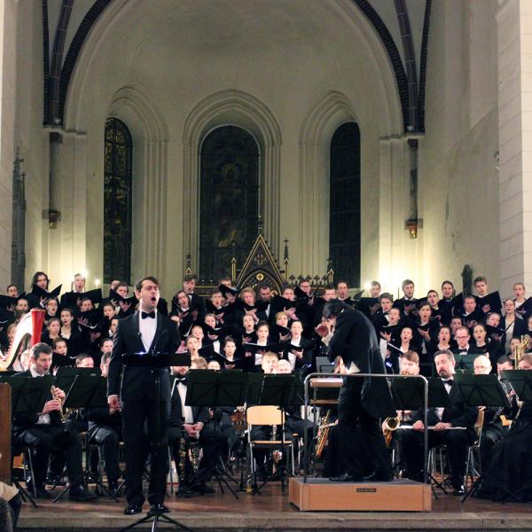 """Doma baznīcā notiks Komunistiskā genocīda upuru piemiņai veltīts koncerts """"Rekviēms"""""""