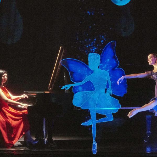 Rīgā skatāma viena no pēdējā laika inovatīvākajām britu muzikālajām izrādēm RIEKSTKODIS UN ES