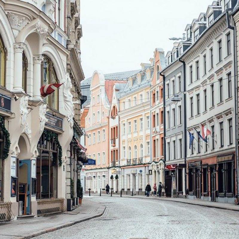 Rīga pretendē uz Eiropas labākā tūrisma galamērķa titulu 2019.gadā