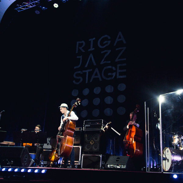 RIGA JAZZ STAGE 2019