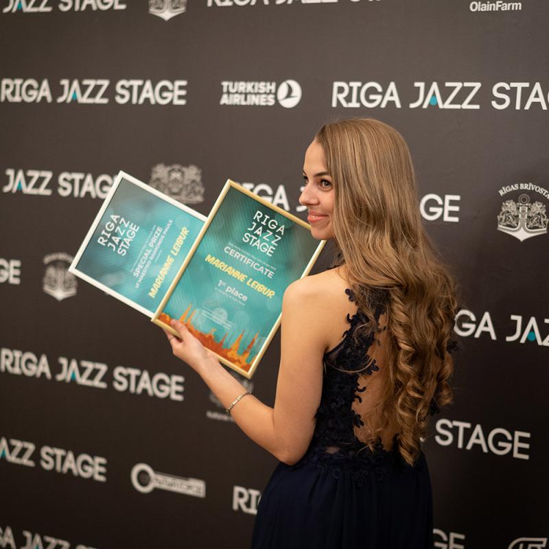 """Noskaidroti """"Riga Jazz Stage 2019"""" uzvarētāji. FOTO"""
