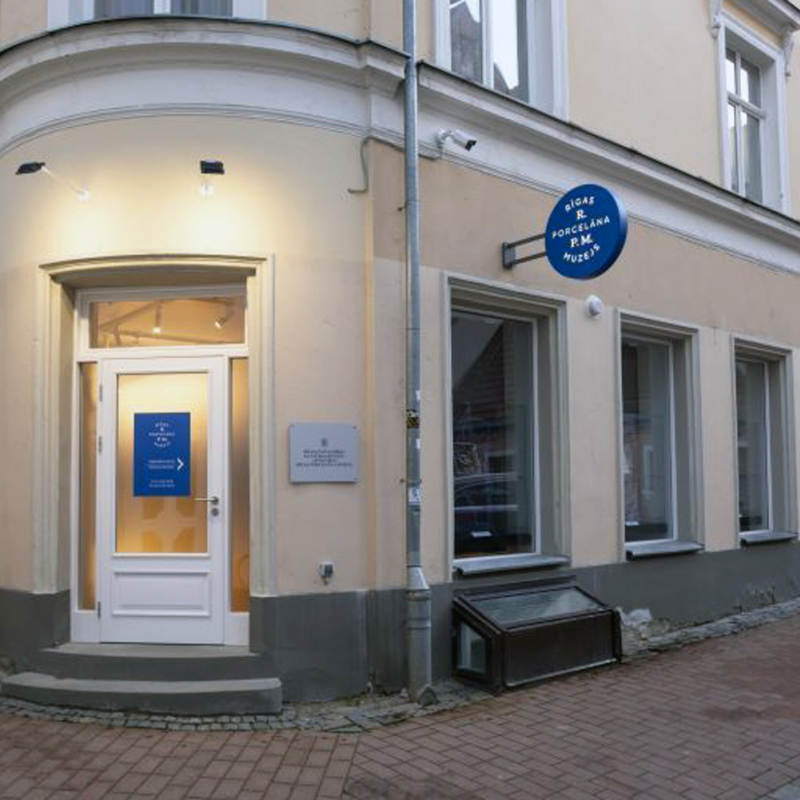 Renovētais Rīgas Porcelāna muzejs ver durvis apmeklētājiem