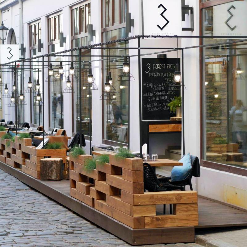 Rīgā sākusies Pavasara Rīgas restorānu nedēļa