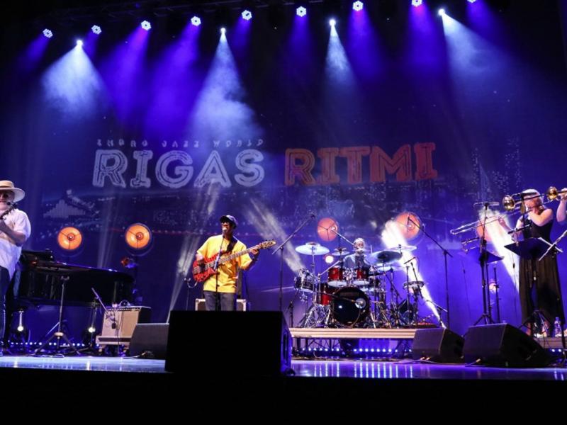 """""""Rīgas Ritmi 2020"""" saņēmis Eiropas festivālu kvalitātes zīmi """"EFFE Label"""""""