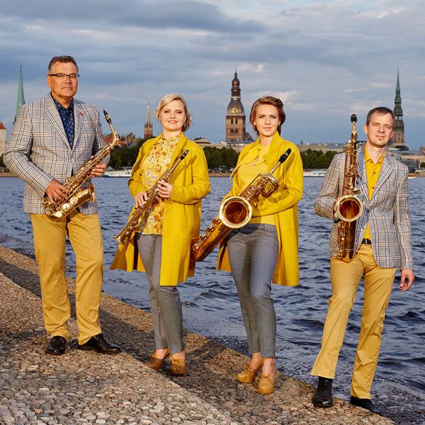 Festivāla SAXOPHONIA konkurss jaunajiem saksofonistiem