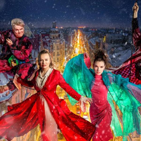 Rīgas Ziemassvētku koncerts Ķīpsalā 2019