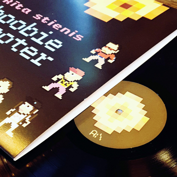 """Sportpanka apvienības """"Rīta Stienis"""" debijas albums izdots arī vinilā"""