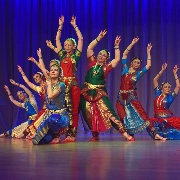 """Indiešu deju koncerts """"Mahashivaratri"""" jeb Lielā Šivas nakts"""