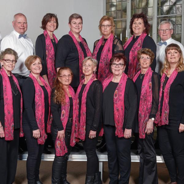 Ar ziemeļniecisku kormūzikas koncertu Rīgā un Jelgavā viesosies Asarūmas pilsētas koris no Zviedrijas