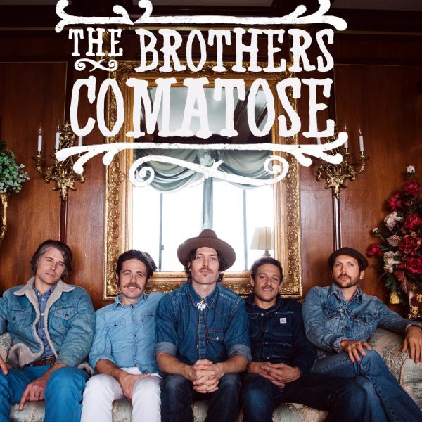 """Grupas """"The Brothers Comatose"""" koncerts Kultūras pilī """"Ziemeļblāzma"""""""