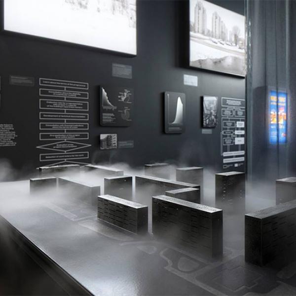 """Ekspozīcija """"Together and Apart"""", kas pārstāvēja Latviju Venēcijas arhitektūras biennālē, būs skatāma Rīgā"""